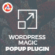 WordPress Magic Popup - CodeCanyon Item for Sale