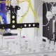 Robot in the Laboratory Injects the Drug Catalyst for Analysis Into the Test Tube - VideoHive Item for Sale