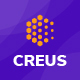 Creus - Consulting, Finance & Business PSD Template