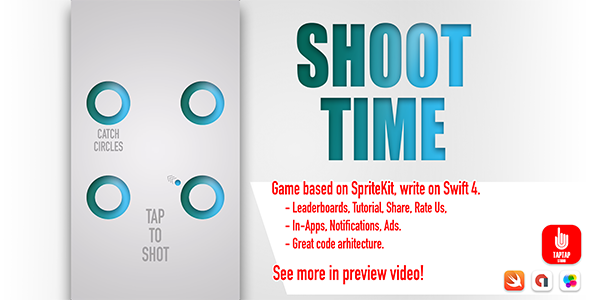 Shoot Time - CodeCanyon Item for Sale