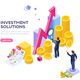 Investments Analysis Concept Vector - GraphicRiver Item for Sale