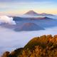 Bromo volcano at sunrise, East Java, Indonesia - PhotoDune Item for Sale