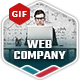 Web Company GIF Banners - GraphicRiver Item for Sale
