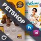 Petshop Flyer Bundle Templates