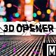 Stomp 3D Opener - VideoHive Item for Sale