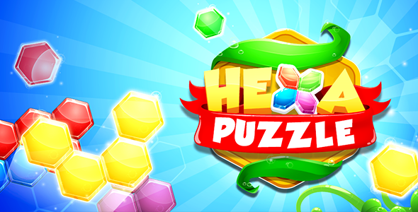 Hexa Puzzle Blocks - Unity Complete Project            Nulled