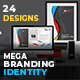Elegant Mega Branding Identity - GraphicRiver Item for Sale