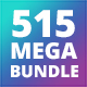 515 Infographics Bundle - GraphicRiver Item for Sale