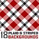 18 Red & Black Tartan - Backgrounds JPG - GraphicRiver Item for Sale