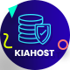 KiaHost - WHMCS Domain Web Hosting PSD Template - ThemeForest Item for Sale