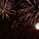 Colorful Fireworks Exploding in the Night Sky - VideoHive Item for Sale