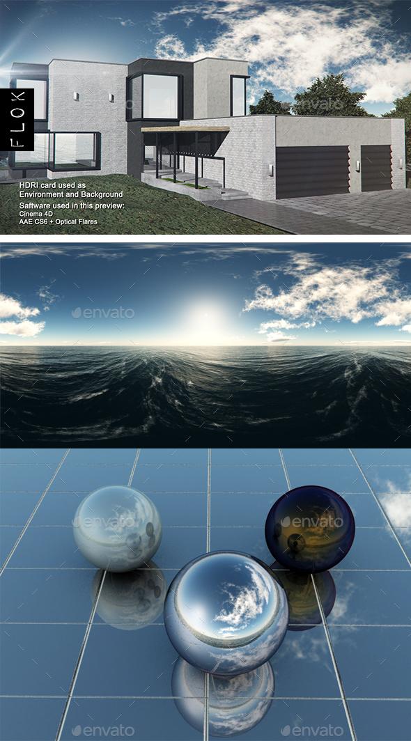 Daylight Sea 5 - 3DOcean Item for Sale