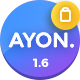 AYON - Multipurpose Responsive Prestashop Theme - ThemeForest Item for Sale