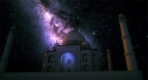 Milkyway Landmarks