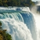 The Famous Waterfall Niagara Falls - VideoHive Item for Sale