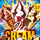 Ice-Cream Flyer - GraphicRiver Item for Sale