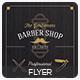 Barber Shop Flyer - GraphicRiver Item for Sale