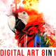 Digital Art - 8in1 Photoshop Actions Bundle - GraphicRiver Item for Sale