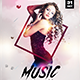 Artist Flyer / Poster - GraphicRiver Item for Sale