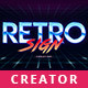 Retro Sign Creator Kit - GraphicRiver Item for Sale