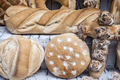 Different types of traditional bread of Caceres, Spain - PhotoDune Item for Sale