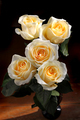 Bouquet of beautiful tea roses - PhotoDune Item for Sale