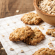 Homemade oatmeal cookies and oat flakes - PhotoDune Item for Sale