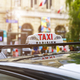Sign of taxicab in Paris - PhotoDune Item for Sale