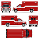 Fire Truck - GraphicRiver Item for Sale