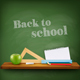 Back to School Background - GraphicRiver Item for Sale