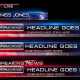 News Lower Thirds and Supers - VideoHive Item for Sale