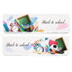 Two Back to School Banners With School Supplies - GraphicRiver Item for Sale
