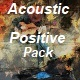 Acoustic Positive Pack