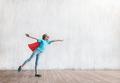 Flying little super hero - PhotoDune Item for Sale