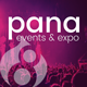Pana Conference and Event Drupal 8 Theme