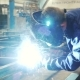 Welder at the Factory - VideoHive Item for Sale