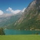 Go Along the Picturesque Fjords of Norway - VideoHive Item for Sale