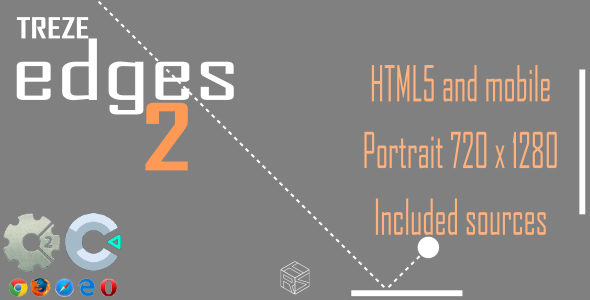 treze-Edges2 - HTML5 Casual Game            Nulled