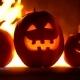 Terrifying Symbols of Halloween Jack-o-lanterns - VideoHive Item for Sale