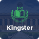 Kingster - Education WordPress Theme For University, College and School - ThemeForest Item for Sale
