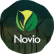 Novio - Ecology & Environmental Non-Profit Organization PSD Template - ThemeForest Item for Sale