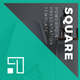 Square Multipurpose PowerPoint Template - GraphicRiver Item for Sale