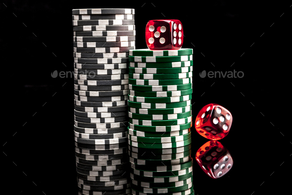 My Game Chips - Stock Photo - Images