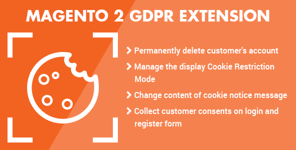 Magento 2 GDPR Extension            Nulled