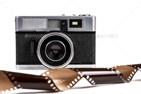 Old Film For Cameras