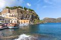 Castle rock on Lipari Island - PhotoDune Item for Sale