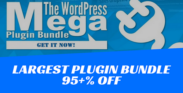 Mega WordPress 'All-My-Items' Bundle by CodeRevolution - CodeCanyon Item for Sale