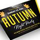 Autumn Sale Facebook Cover
