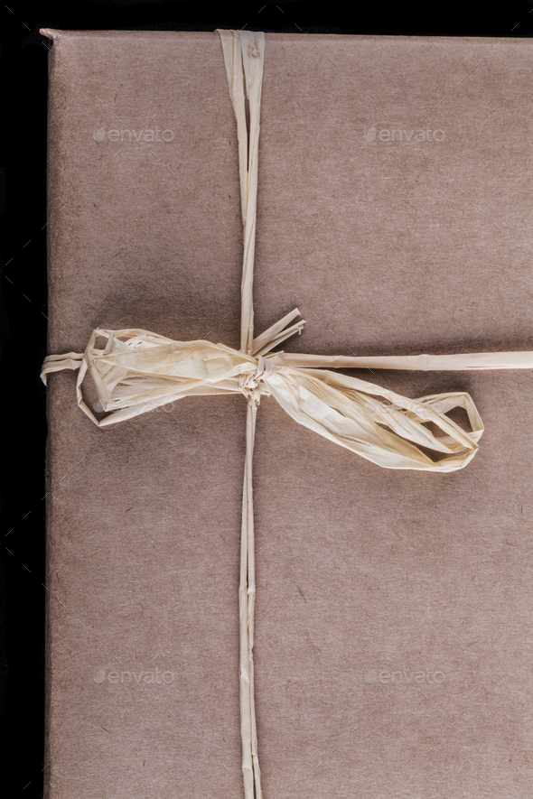 Wrapped Gift - Stock Photo - Images