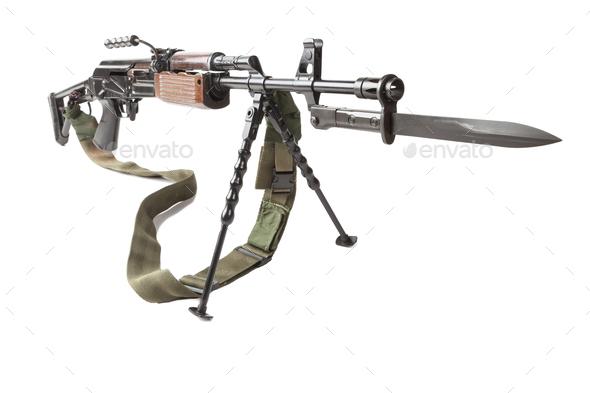 Bayonet - Stock Photo - Images